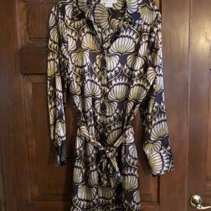 Michael Kors size XL shirt dress